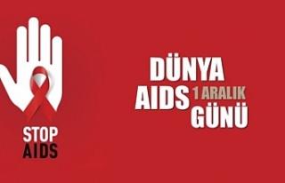 Bugün 1 Aralık Dünya AIDS Günü... HIV alarmı!