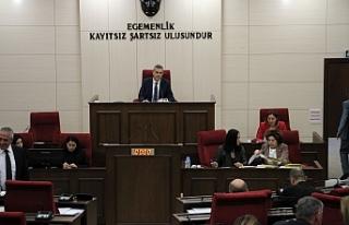 Cumhuriyet Meclisi Genel Kurulu,Uluçay başkanlığında...