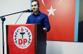 Erden Pekri, başkanlığa seçildi