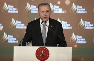 """Erdoğan açıkladı: """"80 binin üzerinde İdlibli..."""