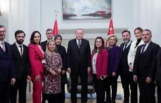 Erdoğan: Libya mutabakatı uluslararası deniz hukukuna...