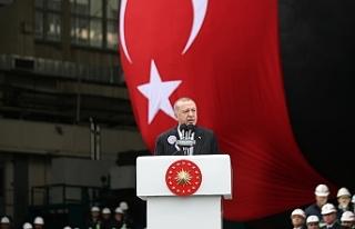 """Erdoğan: """"Şayet KKTC ve Libya ile başlattığımız..."""