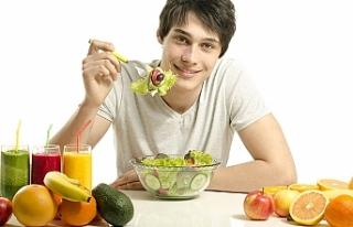Erkekler duygusal olmadıkları için diyette daha...