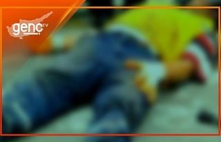 Esentepe'de iş kazası