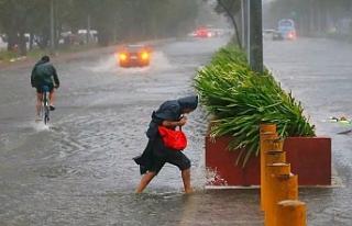 Filipinler'de Kammuri Tayfunu nedeniyle 43 bin...