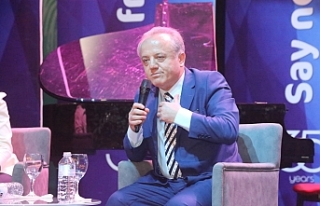 """GAÜ'de """"Doğu Akdenizin Önemi ve Geleceği""""..."""