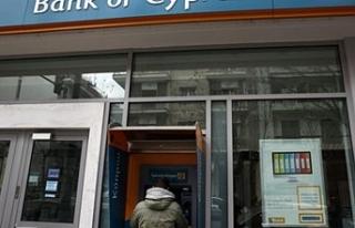 Güney Kıbrıs'ın batık kredileri 9,68 milyar...