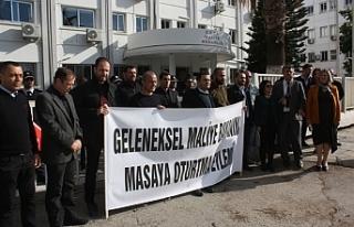 """Kamuda yetkili üç sendika """"Geleneksel Maliye Bakanını..."""