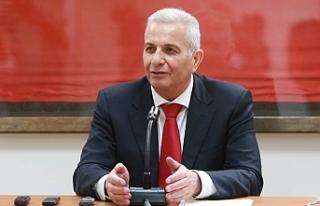 """Kiprianu: """"Başka bir Kıbrıs arzulayan""""güçlerle..."""