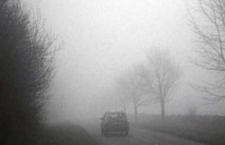 Kötü hava koşulları Baf'ta etkili oldu