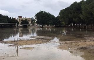 """KTÖS: """"Yağışlar nedeniyle bazı okulların..."""