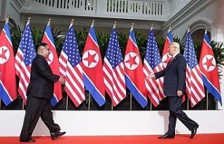 Kuzey Kore'den ABD'ye: Nasıl bir Noel hediyesi...