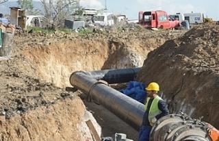 """""""Kuzey Lefkoşa Yeni Kanalizasyon Ana Taşıyıcı..."""