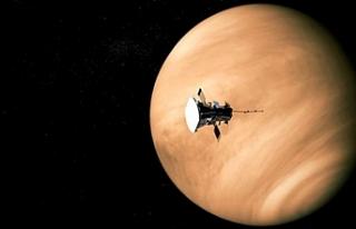 NASA'nın 'Güneş kaşifi' Venüs'ten...