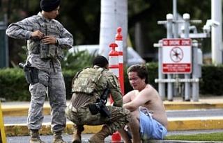 Pearl Harbor Tersanesi'nde silahlı saldırı:...