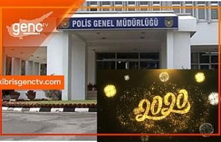Polisten yeni yıl önlemleri