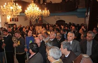 """Rumlar, Sipahi'de 'Theofania yortusunu """"kutlayacak"""