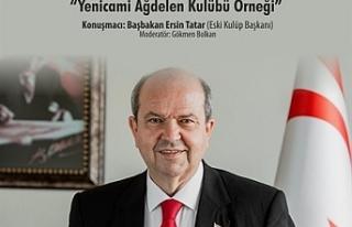 """""""Sporda Kulüp Yönetimi Yenicami Ağdelen Kulubü..."""
