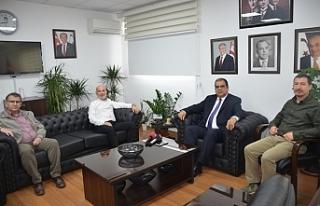 Sucuoğlu, Serbest Çalışan Hekimleri Birliği ile...