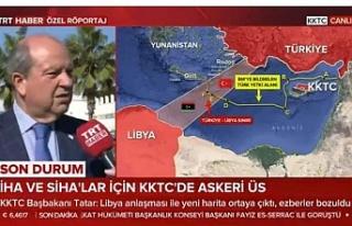 """Tatar: """"Acil ihtiyaç nedeniyle SİHA faaliyetlerine..."""
