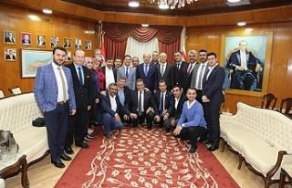 Tatar, Türkiye ile Libya arasında imzalanan mutabakatın...
