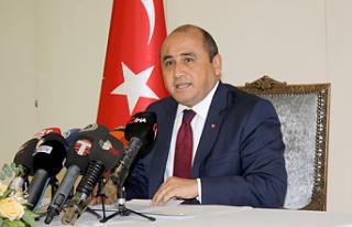 TC Lefkoşa Büyükelçisi Başçeri'nin acı günü