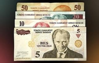 Tedavülden kalkan YTL banknotları değerini tamamen...