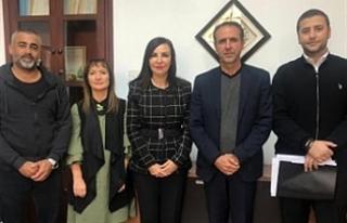 Tel Sen, Ombudsman'ı bilgilendirdi