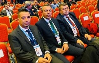 Türk İş Genel Kuruluna KKTC'den temsilciler...