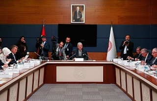 Türkiye-Libya mutabakatına ilişkin teklif TBMM...