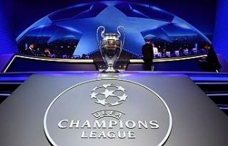 UEFA Şampiyonlar Ligi'nde son 16 turu eşleşmeleri...