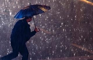 Yağmur ve soğuk hava hakim