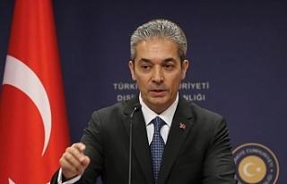 Aksoy'dan Doğu Akdeniz Gaz Forumu'na tepki