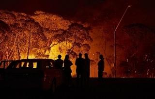 Avustralya yangınları: Sert rüzgar ve aşırı...