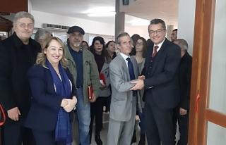 Ayyannililer Kültür ve Dayanışma Derneği sergisi...