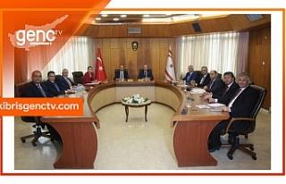 Bakanlar Kurulu, Tatar başkanlığında toplandı