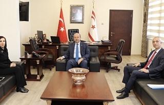 Başbakan, Sayıştay Başkanı ve Ombudsman'ı...