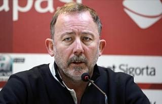 Beşiktaş'ta Sergen Yalçın dönemi resmen...