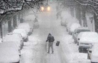 Birçok ülke elverişsiz hava şartları ile mücadele...