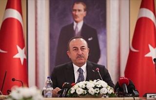 """Çavuşoğlu: """"Süleymani'nin öldürülmesi..."""