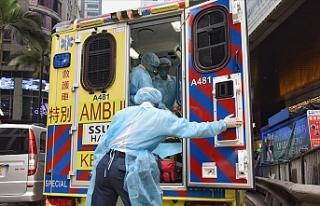 Çin'de koronavirüs salgını nedeniyle can kaybı...
