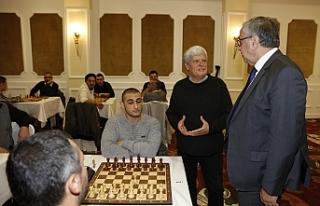 Cumhurbaşkanlığı Kupası Satranç Şampiyonası...