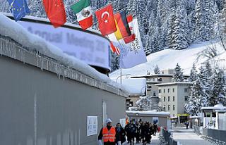 Davos Zirvesi bugün başlıyor