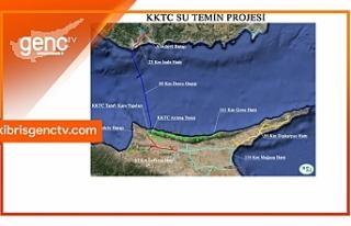 DSİ: KKTC Su Temin Projesi'ndeki arıza teknik...