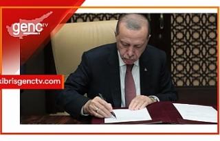 Erdoğan, 170 milyon Türk Liralık destek kararnamesini...