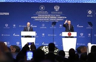 """Erdoğan: """"Dışlandığımız hiç bir projenin..."""