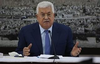 """Filistin Devlet Başkanı Abbas: """"Kudüs satılık..."""