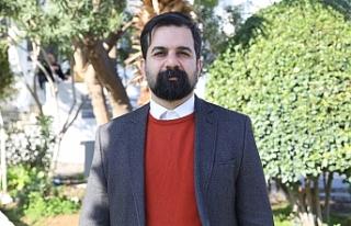 GAÜ'lü akademisyenden Uluslararası temsiliyet