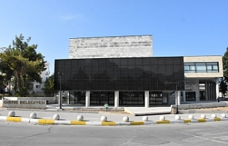Girne Belediyesi, yeni hizmet binasında