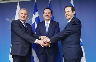 Güney Kıbrıs, Yunanistan ve İsrail arasında diaspora...